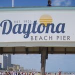 Daytona Beach Sign
