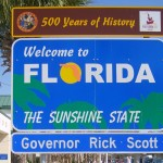 Florida Sign - Travelammo