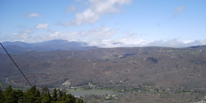 grandfather mountain north Carolina travelammo