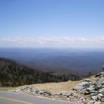 Grandfather mountain entrance road