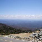 Grandfather mountain entrance road