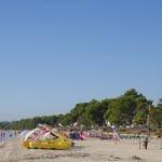 Majorca Alcudia Beach Peddalos - Travelammo