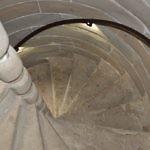 castle spiral stairway travelammo