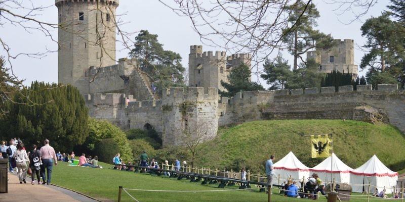 Warwick Castle - Warwickshire - England