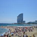 Barcelona Beach - Travelammo